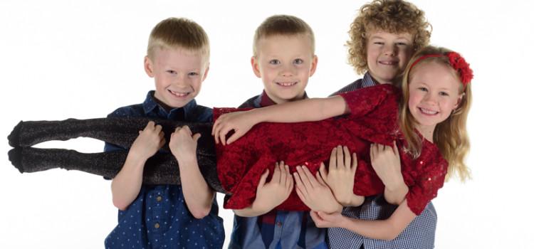 Large family photo shoots
